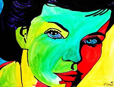 Young Woman by Bonnie Cushman