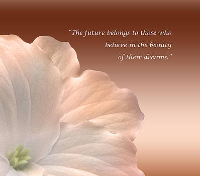 Your Dream Inspirational Quote by F Hughes