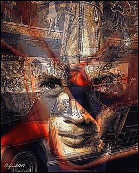 Yul Brynner by Orfeu De SantaTeresa