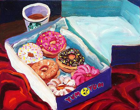 Yum Yum Donuts by Sean Boyce