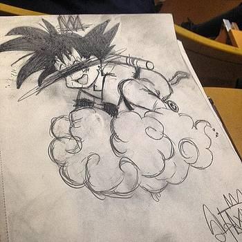 Yung Goku by Darius Wilson