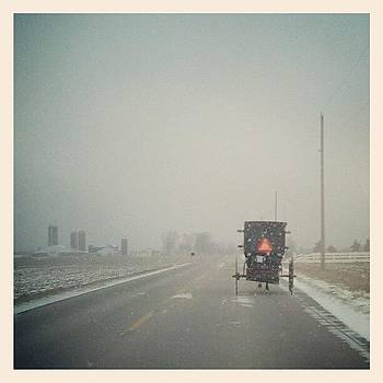 Yup... Glad We're Not Amish by Sandy MacGowan