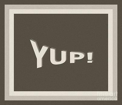 Yup Greyscale by Joseph Baril