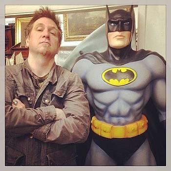 Yup, I Met Batman.  #batman #superhero by Craig Kempf