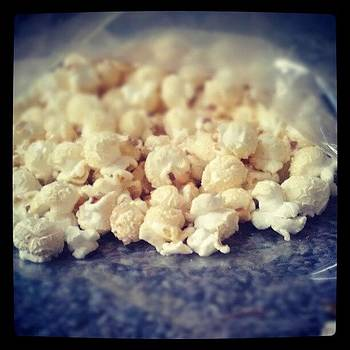 Kettle Corn by Carley Messina