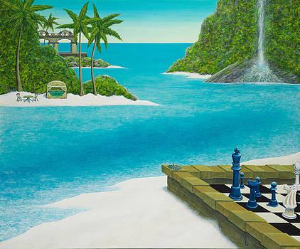 Yvan's Paradise by Marc Dmytryshyn