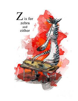 Z is for Zebra by Sean Hagan