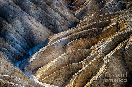 Zabriskie Point by Jennifer Magallon
