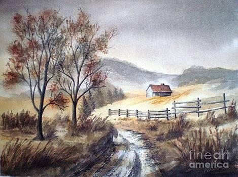 Zagorski puteljak by Eleonora Perlic