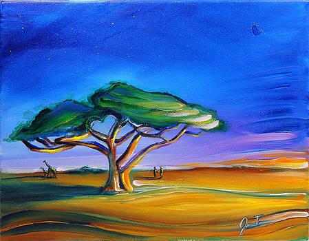 Zambia by Jennifer Treece