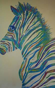 Zany Zebra by Judi Goodwin