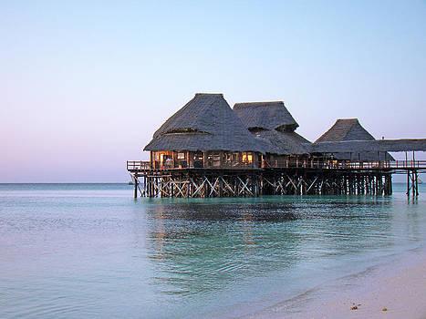 Zanzibar beach 13 by Giorgio Darrigo