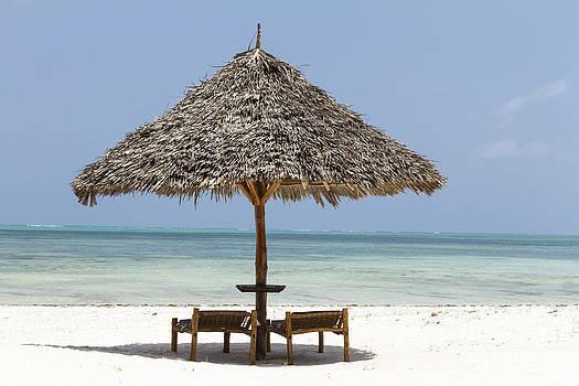 Zanzibar Beach by Pier Giorgio Mariani