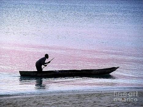 Zanzibar fisherman 04 by Giorgio Darrigo