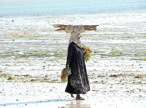 Zanzibar woman 26 by Giorgio Darrigo