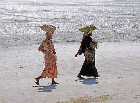 Zanzibar women 12 by Giorgio Darrigo
