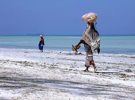 Zanzibar women 13 by Giorgio Darrigo