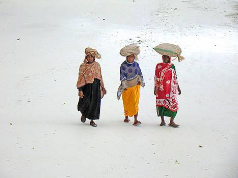 Zanzibar women 27 by Giorgio Darrigo