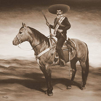 Zapata by Paco Leal