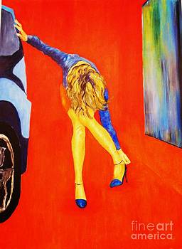 Zapatos 3 by Dagmar Helbig