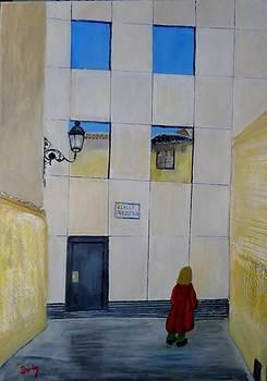 Zaragoza Reflejos by Juan Sandin
