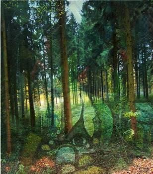 Zauberwald by Gertrude Scheffler