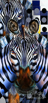 Zebra Dreams by Reggie Duffie