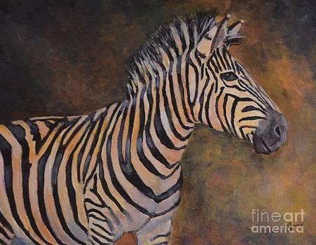 Zebra by Jana Baker