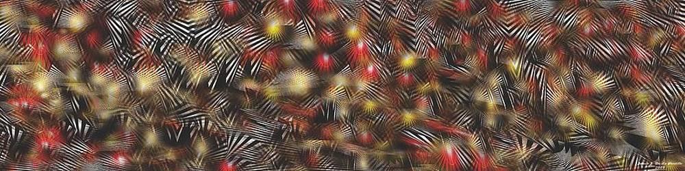 Zebra Maze by Jessie J De La Portillo