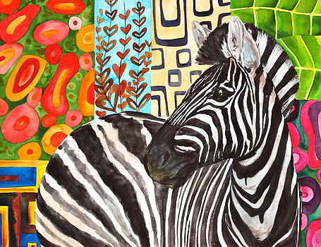 Zebra Prints by Heather Torres
