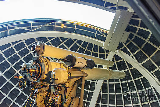 Zeiss Telescope by Clear Sky Images
