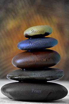Zen Attitude by Riad Belhimer