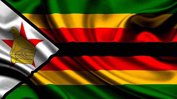 Valdecy RL - Zimbabwe Flag