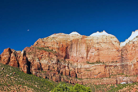 Zion National Park Utah by Al Blount