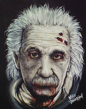 Zombie Einstein by Michael Vanderhoof