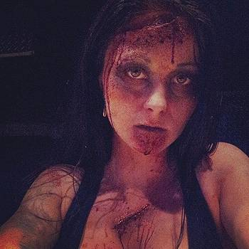 #zombie #evildead #ilovehalloween by Mandy Shupp
