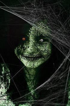 Rebecca Frank - Zombie Girl