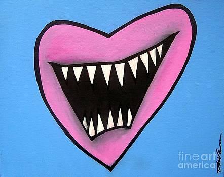 Zombie Heart by Thomas Valentine