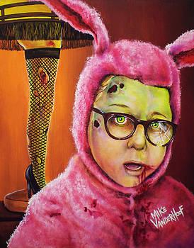 Zombie Ralphie by Michael Vanderhoof