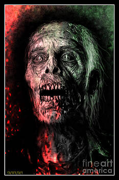 Zombie Wants You by Ronald Barba
