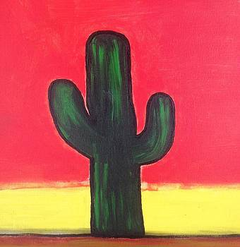 Zona Cactus by Eddie Pagan