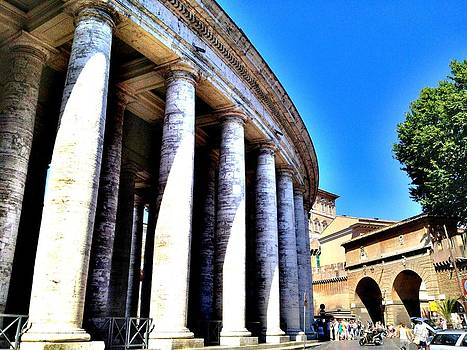 Zona Vaticano  by Yahvid Photography