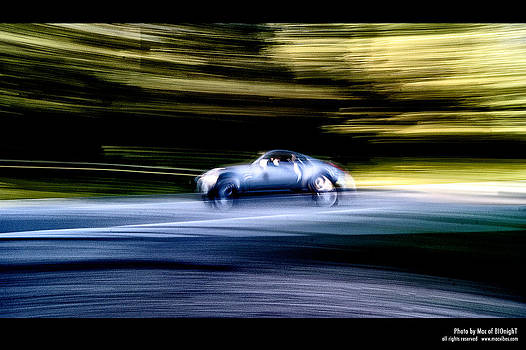 Zooming car 03 by Mac Of BIOnighT