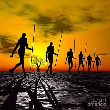 Walter Oliver Neal - Zulu Warrior Trek