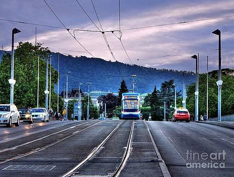 Ines Bolasini - Zurich tramway