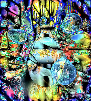 Art magic by Gabriele Nedilka