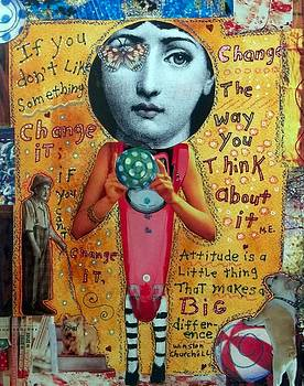 Attitude by Jean Field
