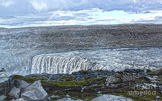 Gregory Dyer -  Detifoss Waterfall in Iceland - 01