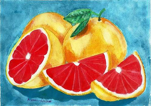 Grapefruit by Ayman Youssif