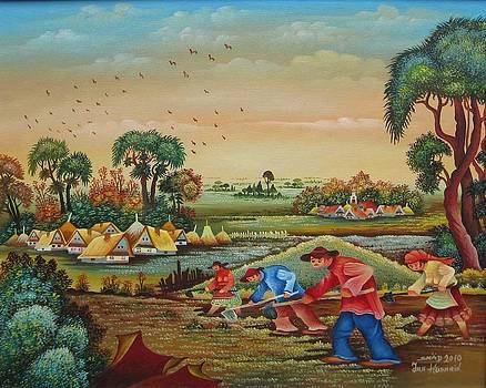 Hilling by Mgr Art Jan Husarik